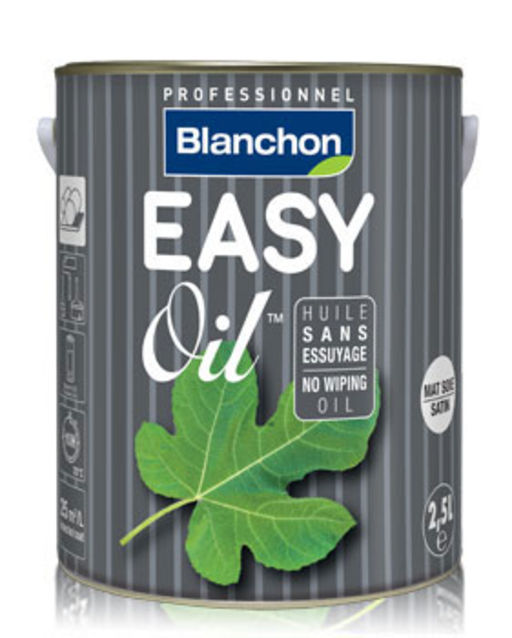 Blanchon Easy Oil, Super Matt, 2.5 L