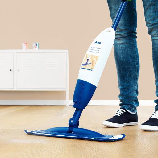 Bona Wood Floor Spray Mop Cleaning Kit Bona