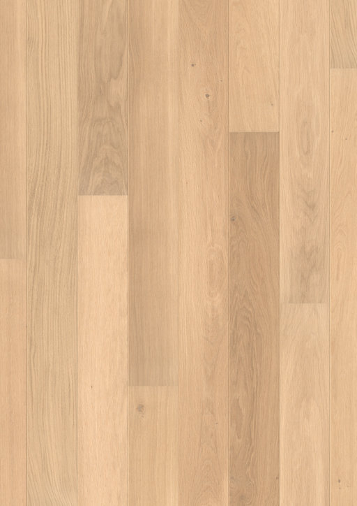 QuickStep Castello Pure Oak Engineered Flooring, Matt Lacquered, 145x3x14 mm