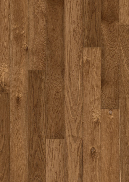 QuickStep Castello Havana Smoked Oak Engineered Flooring, Matt Lacquered, 145x3x14 mm