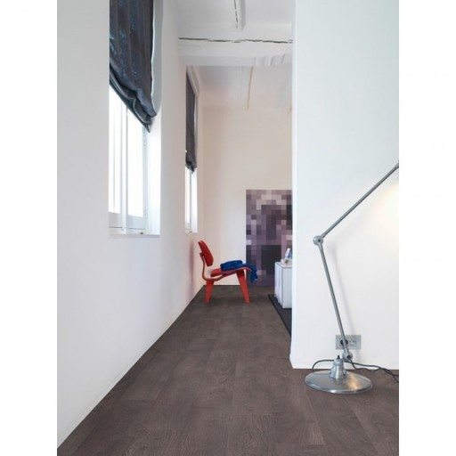 QuickStep CLASSIC Old Oak Grey Laminate Flooring, 8 mm