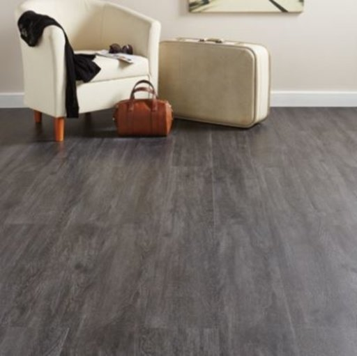 Lifestyle Colosseum Midnight Oak 5G Clic Vinyl Flooring, 5mm