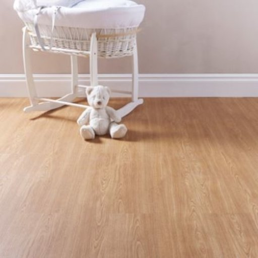 Lifestyle Colosseum Pale Oak 5G Clic Vinyl Flooring, 5mm
