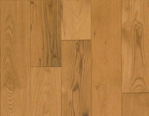Cheetah Solid White Oak Flooring, Rustic, Brushed, Oiled, 125x18 mm