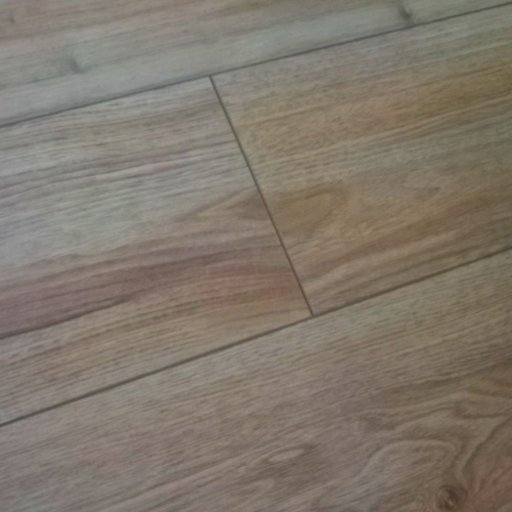Chene Butternut Oak 4-V Groove Laminate Flooring, 8 mm