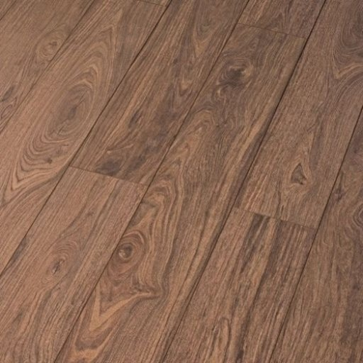 Chene Walnut Chamoisee Laminate Flooring, 12mm Plus