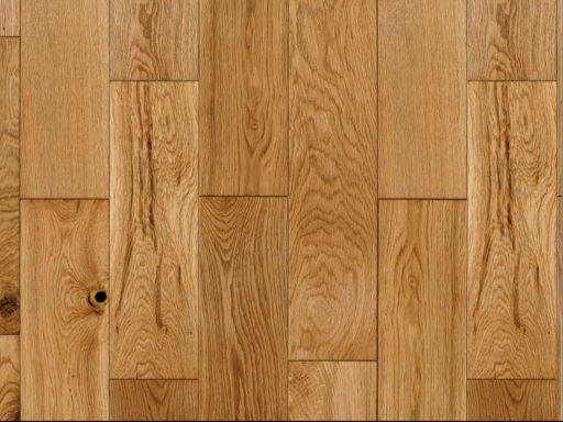 Chene Engineered Oak Flooring, Brushed and Oiled, 190x3x14 mm