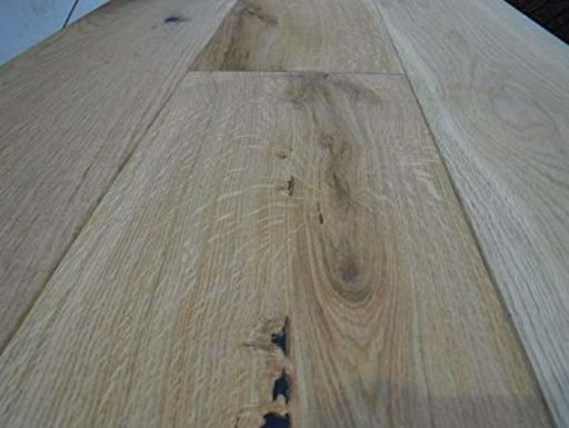 Chene Invisible Oak Engineered Oak Flooring, Oiled, 190x6x20 mm