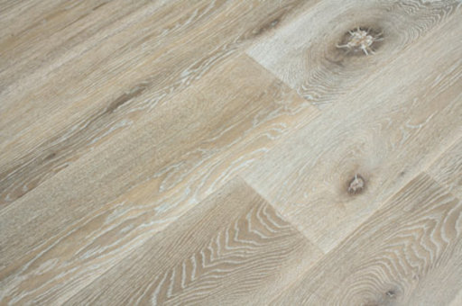 Xylo Oak Engineered Flooring, White Washed, Smoked, Rustic, UV Oiled, 189x3x14 mm