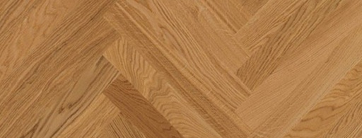 Boen Traffic Nature Oak 2 Layer Parquet Flooring, Oiled, 12.5x70x590 mm