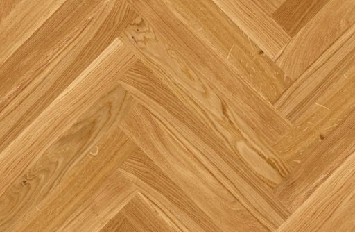 Boen Traffic Oak Basic 2 Layer Parquet Flooring, Live Matt Lacquered, 12.5x70x590 mm