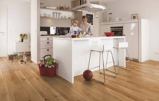 Boen Vivo Oak Engineered Flooring, Matt Lacquered, 138x3.5x14 mm