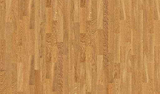 Boen Andante Oak Engineered 3-Strip Flooring, Live Satin Lacquered, 215x3x14 mm