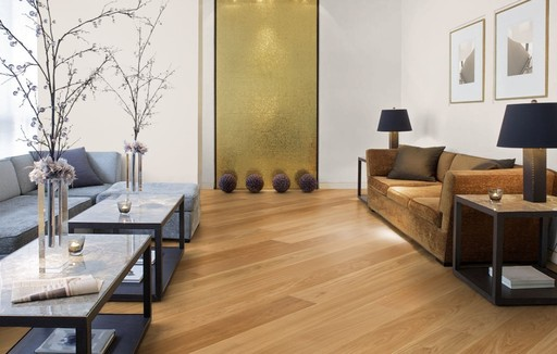 Boen Andante Oak Engineered Flooring, Oiled, 209x3x14 mm