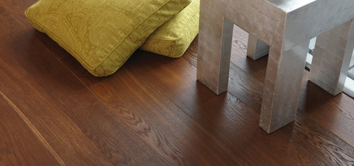 Boen Smoked Oak Engineered Flooring, Matt Lacquered, 215x3x14 mm