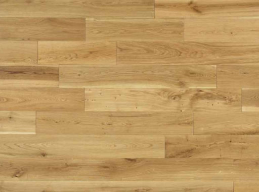 Elka Solid Oak Wood Flooring, Rustic, Brushed, Oiled, 130x18 mm