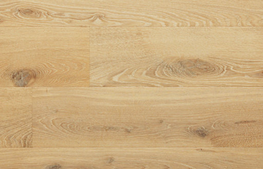 Elka Champagne Oak Engineered Flooring, Brushed, Oiled, 190x3x14 mm