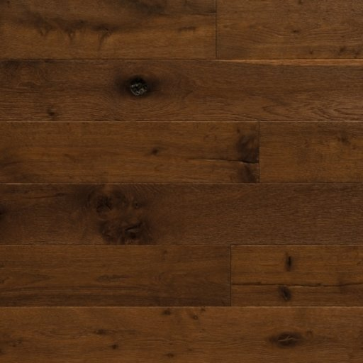 Elka Copper Oak Smoked Hand Sawn Engineered Flooring, 1860x189x20 mm