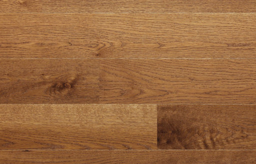 Elka Golden Oak, Brushed, Matt Lacquered, Rustic 145x2.2x12.5 mm