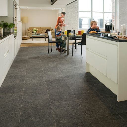 Quickstep Exquisa Slate Dark Laminate Flooring 8 Mm