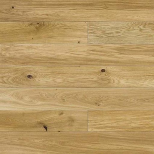 Kersaint Cobb Fjor Truli Engineered Oak Flooring, Rustic, Lacquered, 180x2.5x14 mm