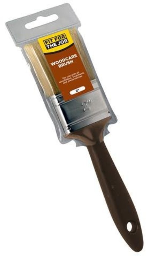Woodcare Brush, 2 inch (50 mm),Bona Lacquers