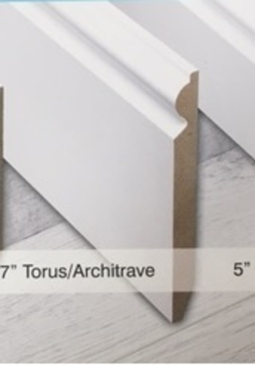 Tradition 7'' Paintable Torus Skirting Profile