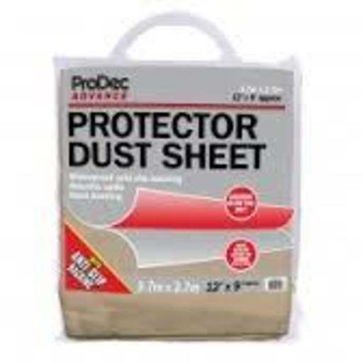 ProDec Protector Dust Sheet, 3.2 x 2.4 m