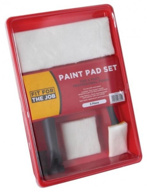 Click System Paint Pad Set, 5 pcs