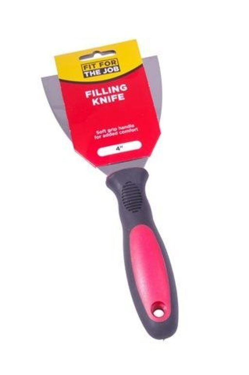 Soft Grip Filling Knife, 4 inch (100 mm)