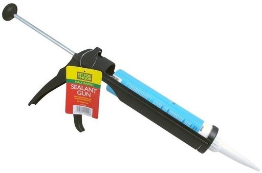 Plastic Barrell Caulking Gun, 9 inch (310 ml)