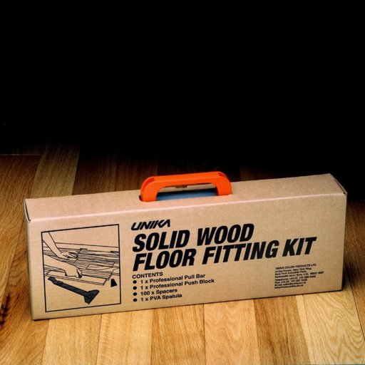 Unika Solid Wood Floor Fitting Kit