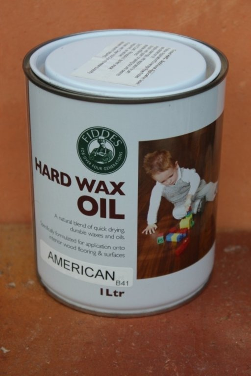 Fiddes Hardwax-Oil, American Finish, 1L
