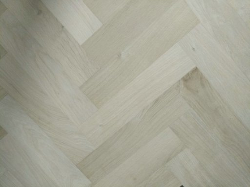Tradition Engineered Oak Parquet Flooring, Prime, Unfinished, Herringbone 400x18/4x90 mm