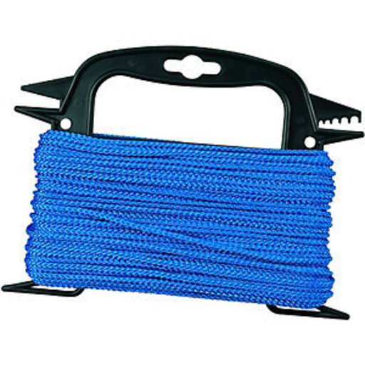 Multi-Functional Rope, Blue, 3 mm, 30 m