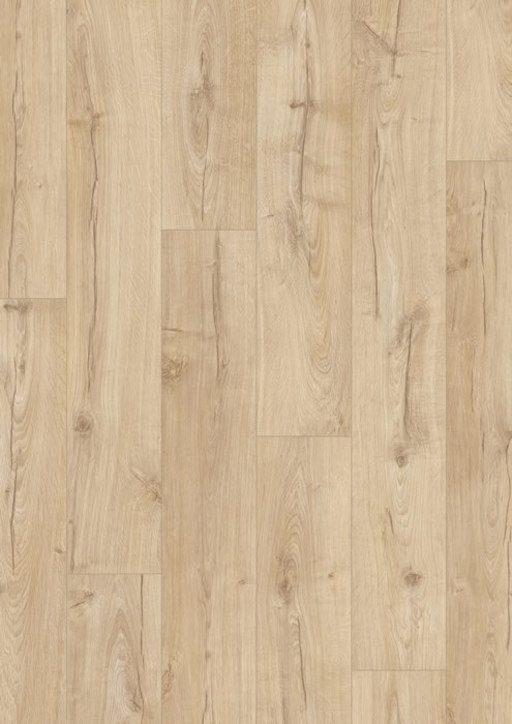 QuickStep Impressive Classic Oak Beige Laminate Flooring, 8 mm