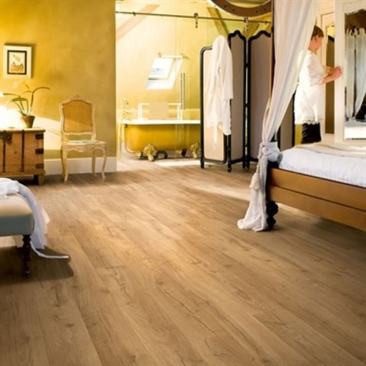 Quickstep Impressive Classic Oak Natural Laminate Flooring