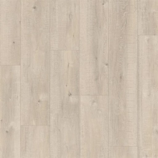 Quickstep Impressive Saw Cut Oak Beige Laminate Flooring, 8 mm