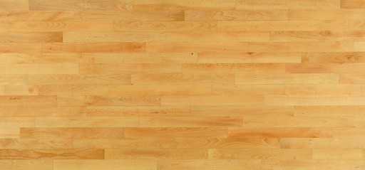 Junckers Beech Solid 2-Strip Wood Flooring, Silk Matt Lacquered, Classic, 129x22 mm