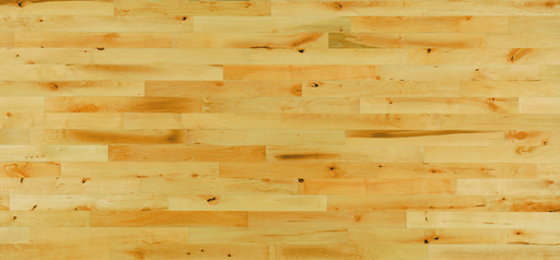 Junckers Beech Solid 2-Strip Wood Flooring, Ultra Matt Lacquered, Variation, 129x14 mm