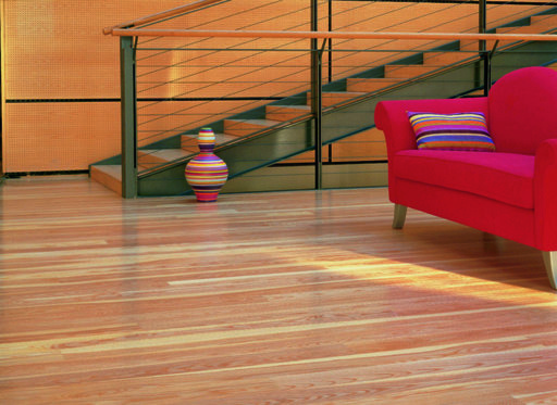 Junckers Dark Ash Solid Wood Flooring, Silk Matt Lacquered, Classic, 140x20.5 mm