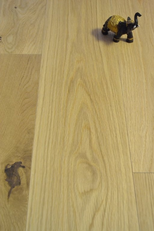 Kersaint Cobb Duo-Living Engineered Oak Flooring, Rustic, Lacquered, 189x3x14 mm