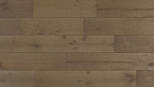 Kersaint Cobb Duo-Living Engineered Oak Flooring, Sandstone, Brushed, Oiled, 189x3x14