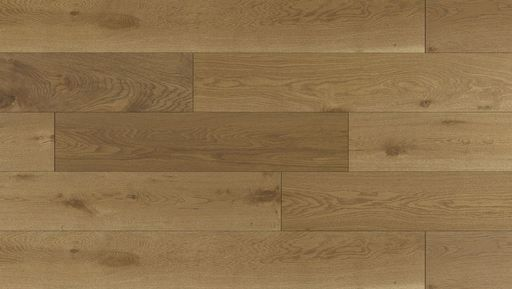 Kersaint Cobb Engineered Wood Flooring, Manor House, Brushed, Rustic, 190x6x20 mm