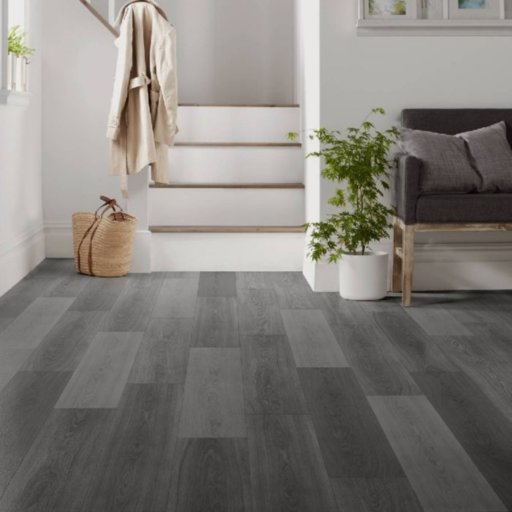 Lifestyle Camden Harmony Grey Laminate Flooring, 8 mm