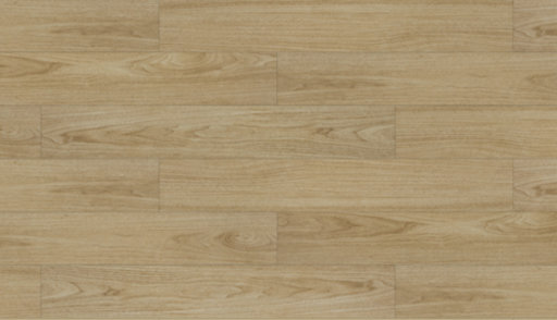 LG Hausys Deco Clic Blond Walnut Luxury Vinyl Tile, 1220x3.2x150 mm