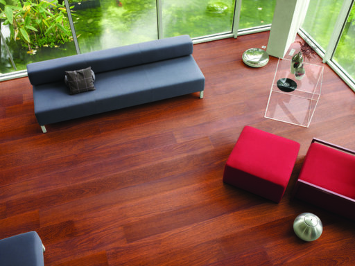QuickStep LARGO Natural Varnished Merbau Planks Laminate Flooring 9.5 mm