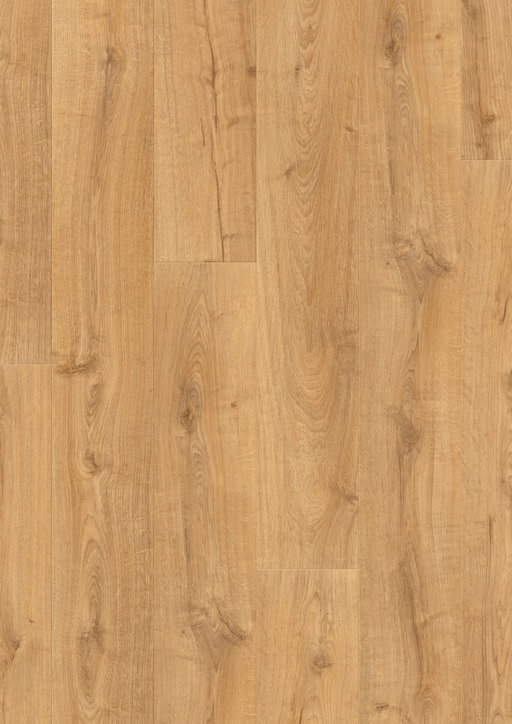 QuickStep LARGO Cambridge Oak Natural Planks 4v Laminate Flooring 9.5 mm
