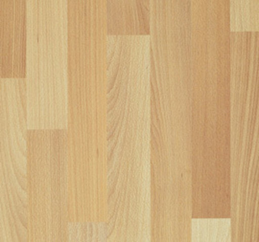 Lifestyle Kensington Warm Beech 3 Strip Laminate Flooring 7 Mm