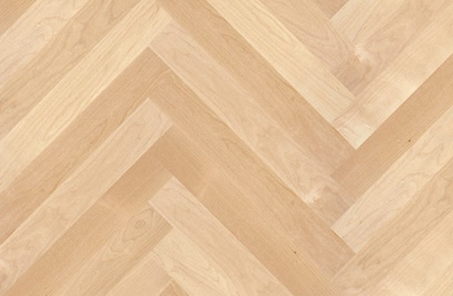 Boen Traffic Canadian Maple 2 Layer Parquet Flooring, Live Natural Oiled, 12.5x70x590 mm